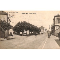 ABAO 01 - Ain [01] Bourg - Place Joubert.