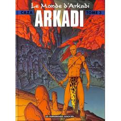 ABAO Bandes dessinées Le Monde d'Arkadi 03