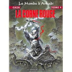 ABAO Bandes dessinées Le Monde d'Arkadi 04