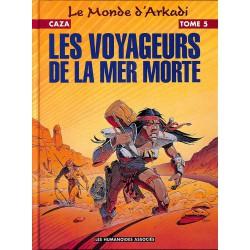 ABAO Bandes dessinées Le Monde d'Arkadi 05