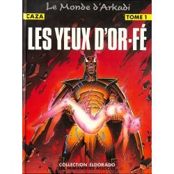 ABAO Bandes dessinées Le Monde d'Arkadi 01