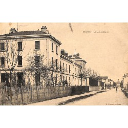 01 - Ain [01] Bourg-en-Bresse - La Gendarmerie.