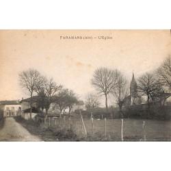 01 - Ain [01] Faramans - L'Eglise.