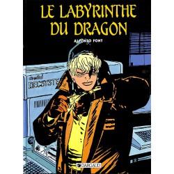 Bandes dessinées Le Labyrinthe du dragon