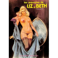 Bandes dessinées Liz et Beth (Neptune) 01