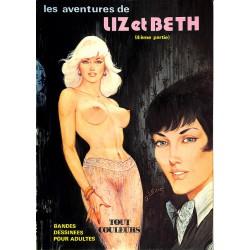 ABAO Bandes dessinées Liz et Beth (Neptune) 04