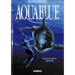 Bandes dessinées Aquablue 02