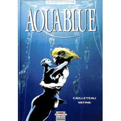 Bandes dessinées Aquablue 03