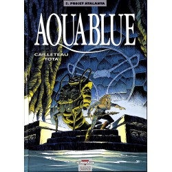 Bandes dessinées Aquablue 05