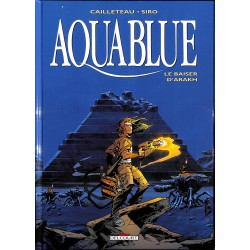 ABAO Bandes dessinées Aquablue 10