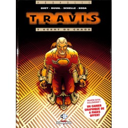 Bandes dessinées Travis 03