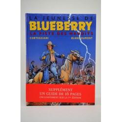 Bandes dessinées La jeunesse de Blueberry 11