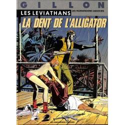 Bandes dessinées Les Léviathans 02
