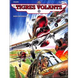 Bandes dessinées Les Tigres volants 01