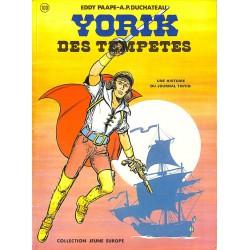 Bandes dessinées Yorik des tempêtes 01