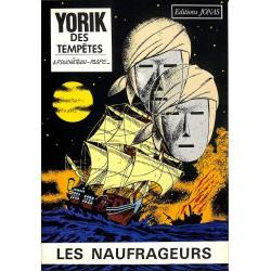 Bandes dessinées Yorik des tempêtes 02