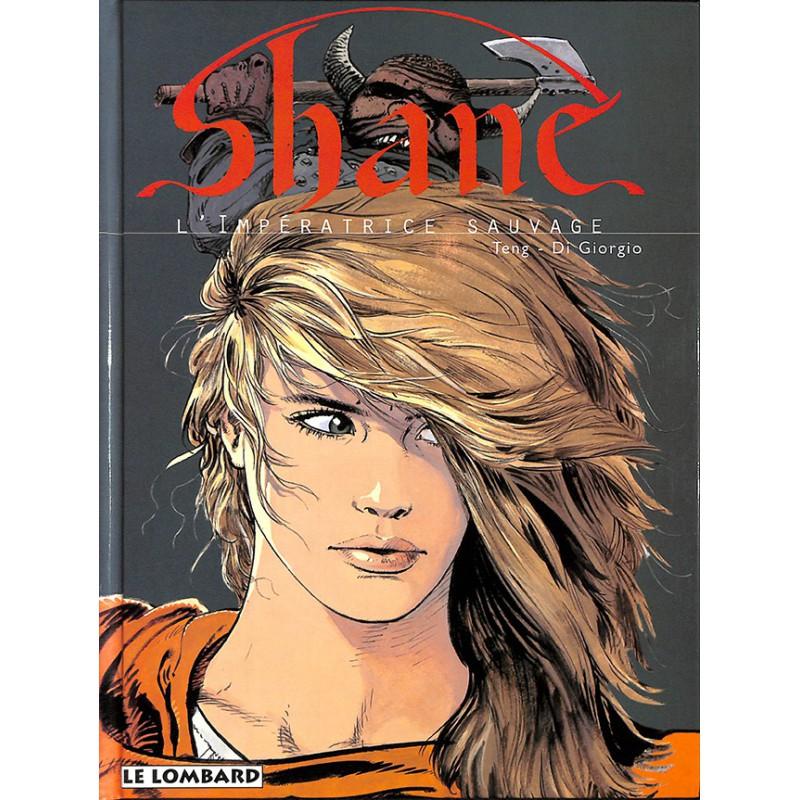 ABAO Bandes dessinées Shane 01