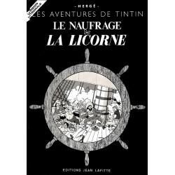 Bandes dessinées Tintin [ed. pirate] Le Naufrage de La Licorne