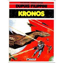 Bandes dessinées Kronos 01