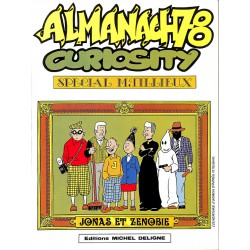 Bandes dessinées Almanach curiosity, spécial M. Tillieux