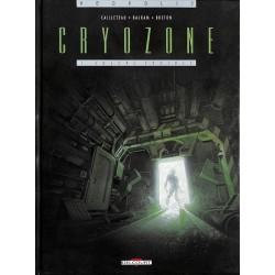 Bandes dessinées Cryozone 01