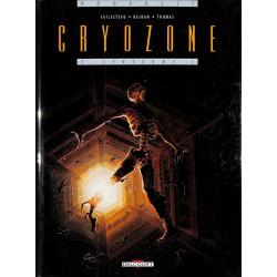 Bandes dessinées Cryozone 02