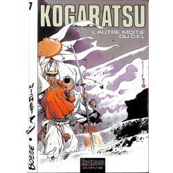 Bandes dessinées Kogaratsu 07
