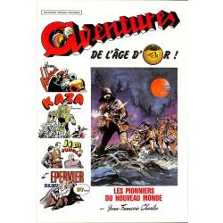 ABAO Bandes dessinées Aventures de l'âge d'or 04