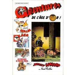ABAO Bandes dessinées Aventures de l'âge d'or 05