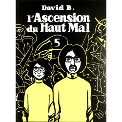 Bandes dessinées L'Ascension du Haut Mal 05