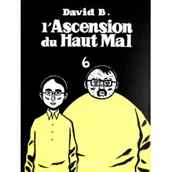 ABAO Bandes dessinées L'Ascension du Haut Mal 06