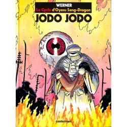 ABAO Bandes dessinées Le Cycle d'Oyasu Sang-Dragon 02