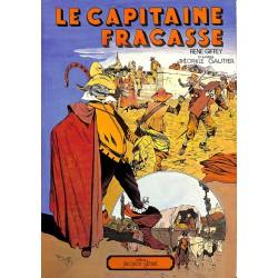 ABAO Bandes dessinées Le Capitaine Fracasse