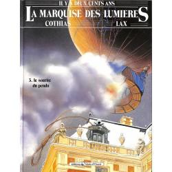 ABAO Bandes dessinées La Marquise des Lumières 03