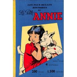 Bandes dessinées La Petite Annie recueil 01 à 04