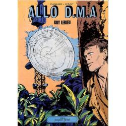 Bandes dessinées Guy Lebleu - Allo D.M.A.
