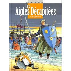 Bandes dessinées Les Aigles décapitées 14