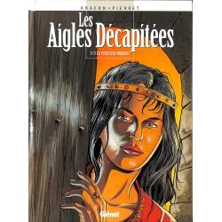 Bandes dessinées Les Aigles décapitées 13