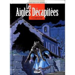 Bandes dessinées Les Aigles décapitées 11