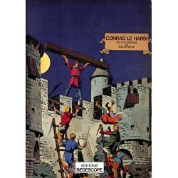Bandes dessinées Conrad le Hardi