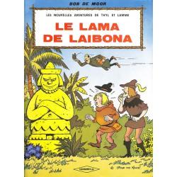 ABAO Bandes dessinées Thyl et Lamme - Le Lama de Laibona