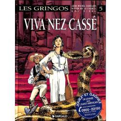 ABAO Bandes dessinées Les Gringos 05