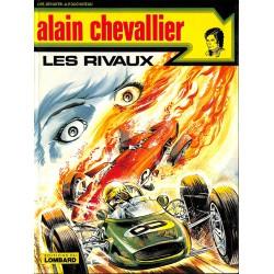 Bandes dessinées Alain Chevallier (2ème série) 01