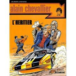 Bandes dessinées Alain Chevallier (2ème série) 06