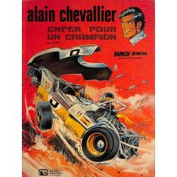 Bandes dessinées Alain Chevallier (1ère série) 01