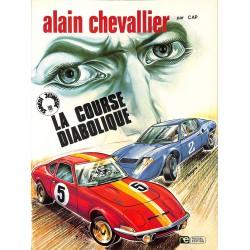 Bandes dessinées Alain Chevallier (1ère série) 02