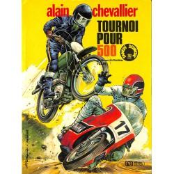 Bandes dessinées Alain Chevallier (1ère série) 03