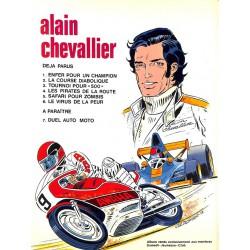 Bandes dessinées Alain Chevallier (1ère série) 06