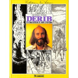 ABAO Bandes dessinées Derib - Un créateur et son univers