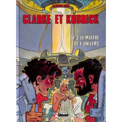 Bandes dessinées Clarke et Kubrick 03